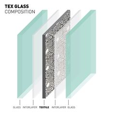 GLASSOLUTIONS AUSTRIA - Products - TEX GLASS Divider Design, Doctor Office, Information Design, Glass Blocks, Toy Story, Style Guides, Austria, Facade, Mirror