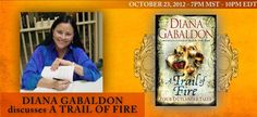 Diana Gabaldon (http://www.dianagabaldon.com)   is the New York Times bestselling author of the wildly popular Outlander novels—Outlander, Dragonfly in Amber, Voyager, Drums of Autumn, The Fiery Cross, A Breath of Snow and Ashes (for which she won a Quill Award and the Corine International Book Prize), and An Echo in the Bone—as well as one work of nonfiction, The Outlandish Companion