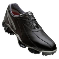 Footjoy XPS-1 Golf Cleats Mens Black Leather - ONLY $219.99