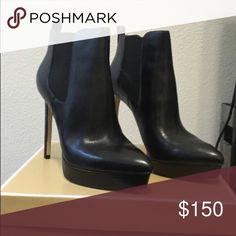 Michael Kors bootie Black Michael Kors booties Michael Kors Shoes Ankle Boots & Booties