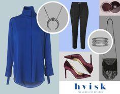 Styling by kristelgram showing Saga Tusk Necklace Grey Rhodium and Trivium Shiny Ring Grey Rhodium #jewellery #Jewelry #bangles #amulet #dogtag #medallion #choker #charms #Pendant #Earring #EarringBackPeace #EarJacket #EarSticks #Necklace #Earcuff #Bracelet #Minimal #minimalistic #ContemporaryJewellery #zirkonia #Gemstone #JewelleryStone #JewelleryDesign #CreativeJewellery #OxidizedJewellery #gold #silver #rosegold #hoops #armcuff #jewls #jewelleryInspiration #JewelleryInspo #accesories…