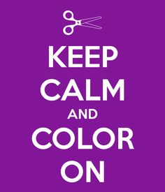 KEEP CALM AND COLOR ON - KEEP CALM AND CARRY ON Image Generator - brought to you by the Ministry of Information