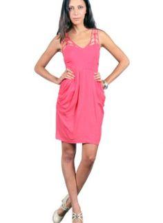Delaney Dress,  Dress, Red Dress  Jack BB Dakota  Summer, Chic
