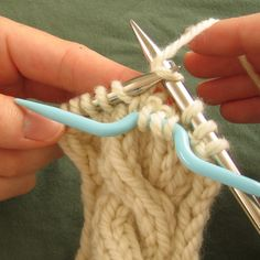 Knitting Tutorials + Techniques