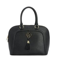 The Zip Around Tote Bag is the sophisticated, stylish designer handbag your wardrobe's been missing. This trendy BLACK handbag from premium designer brand Armani Armani Jeans Handbags, Armani Women, Black Handbags, Fashion Backpack, Shoulder Bag, Mens Fashion, Tote Bag, Leather, Fashion Design