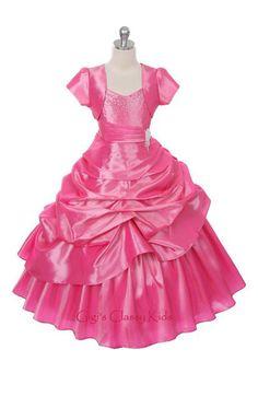 Daddy-Daughter Dance dress option