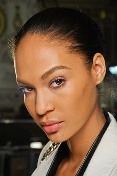 Stella McCartney Fall 2012 (Joan Smalls)