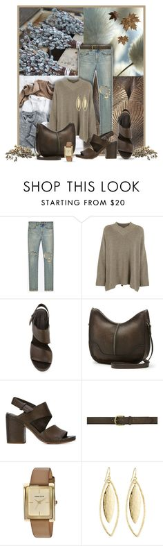 """""""Untitled #1329"""" by carla-palmisano-50 ❤ liked on Polyvore featuring Yves Saint Laurent, Lanvin, Roberto Del Carlo, Frye, A.P.C., Anne Klein and Fragments"""