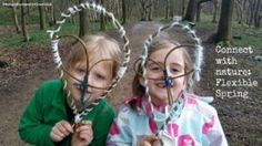 Willow owls at forest school