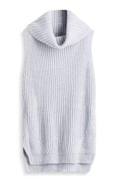 Stitch Fix Fall Styles: Sleeveless Pullover