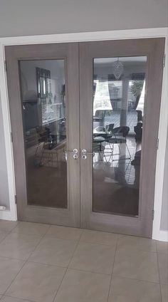 Grey doors are most popular than ever coming to the end of 2020 This grey door is definalty our most popular greg door