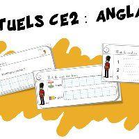 Rituels CE2 : Anglais