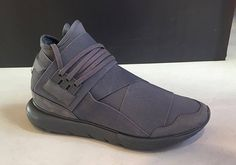 The adidas Y-3 aesthetic is so rooted in jet-black colorways that it's somewhat jarring when that whole ninja goth movement is pushed aside for something different. Here we see the famous adidas Y-3 Qasa Hi doing just that, but still … Continue reading →