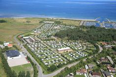 TopCamp Frederikshavn Nordstrand Camping - view from the top