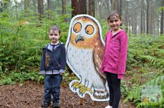 For the past few months I had been planning a trip to complete the Gruffalo Trail at High Lodge, Thetford. Gruffalo Trail, The Gruffalo, 20th Birthday, Tigger, The Past, Owl, Board, Blog, Ideas