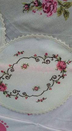 The most beautiful cross-stitch pattern - Knitting, Crochet Love Cross Stitch Letters, Cross Stitch Rose, Cross Stitch Borders, Cross Stitch Samplers, Modern Cross Stitch, Cross Stitch Flowers, Cross Stitch Charts, Cross Stitch Designs, Cross Stitching