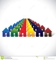 row home vector - Google Search