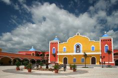 colorful photography mexico