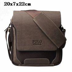 2017 Hot Brand Genuine Leather Men Travel Bags Fashion Business Men Shoulder Bag Leisure Laptop Solid Men Messenger Bags MB190
