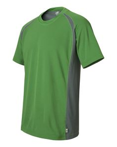 d9c69d54fe93 S S Activewear SHORT SLEEVE COLORBLOCK T-SHIRT Yoga For Men