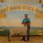 Eastern ID 4h state fair man in love with goat