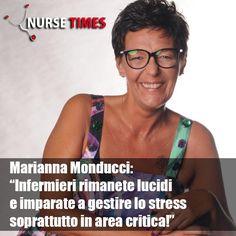 """Seguici su nursetimes.org - Giornale di informazione sanitaria -  Monducci: """"infermieri gestiamo bene lo… #ECM_FAD_Free_ECM #NurseTimes"""