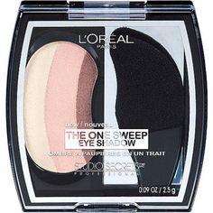 L'Oreal Paris Studio Secrets Professional One Sweep Eye Shadow