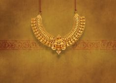 Tanishq's Diwali offering, Shubham, is a range of stunning gold jewellery with intricate designs inspired by Indian temples. Explore the collection Gold Mangalsutra Designs, Gold Jewellery Design, Gold Jewelry, Gold Necklaces, Jewelry Shop, Jewelry Making, Tanishq Jewellery, Bridesmaid Jewelry Sets, Wedding Jewelry