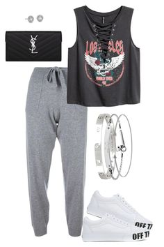 """Untitled #360"" by katiemarte ❤ liked on Polyvore featuring Allude, Cartier, Vans, Blue Nile, MICHAEL Michael Kors and Yves Saint Laurent"