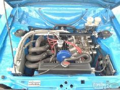 Ford Escort RS 2000 - Gr. 2 Pinto engine