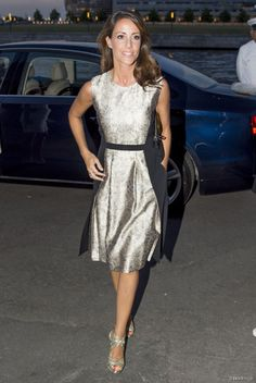 Princess Marie of Denmark attends the Malene Birger fashion show as part of the Copenhagen Fashion Week, 06.08.2014