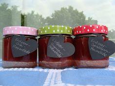 Erdbeer-Marmelade mal anders