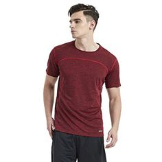 Akilex Men's Sports Short Sleeve Comfortable Dry Fit Athletic Running Shirts Top * Learn more by visiting the image link. (This is an affiliate link) Running Shirts, Sport Shorts, Promotion Code, Athletic, Fitness, Sports, Image Link, Mens Tops, Exercise