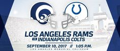watch nfl online free live streaming | #NFL - Regular Season | Los Angeles Rams Vs. Indianapolis Colts | Livestream | 10-09-2017