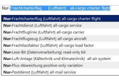 Fachuebersetzungen: deutsch-englisch Wortschatz Luftfahrt (fuer Azubis Elektroniker Luftfahrttechnische Systeme)
