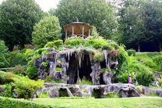 Garden, Bom Jesus do Monte, Portugal