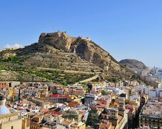 Alicante, Spain - I think we tried to leave 3 times before giving in to the joy of Alicante