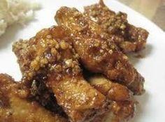 HONEY WALNUT CHICKEN Recipe