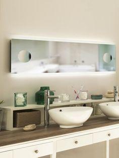 Miroir Sur Mesure Avec Lumiere Led Et Options