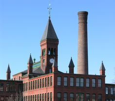 The Waltham Watch Factory