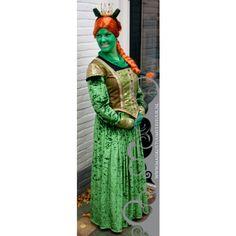 Prinses Fiona (uit Shrek) - Sprookjes en meer... - Mais Kostuumverhuur, kostuumverhuur en kledingverhuur voor het Gooi, Eemland en omgeving