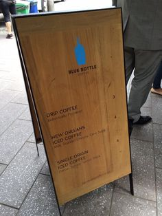 Blue Bottle Coffee Co - San Francisco, CA, アメリカ合衆国