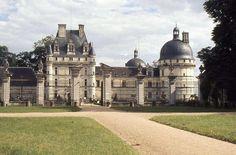 le Chateau de Valençay via-Gonzaque de Montferrat