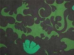 Retro tyg Myrten Sven Fristedt Borås Cotton Studio 70-tal på Tradera.