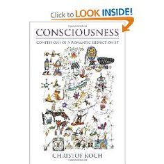 Consciousness: Confessions of a Romantic Reductionist by Christof Koch