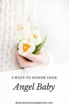 Losing a baby before you even had a chance to know them is devastating. Your angel baby was a person who mattered, and these suggestions can help you heal. Losing A Baby, Dealing With Grief, 5 Ways, Pregnancy, Angel, Pregnancy Planning Resources, Fit Pregnancy, Conceiving, Angels