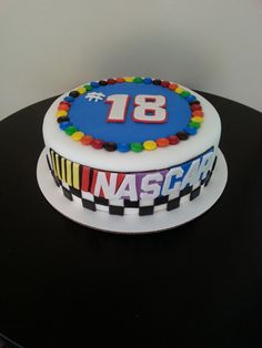 Discover recipes, home ideas, style inspiration and other ideas to try. Nascar Cake, Dad Birthday Cakes, Birthday Fun, Birthday Parties, Birthday Ideas, Cupcakes, Cupcake Cookies, Dad Cake, Cake