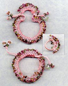 Macrame Meteor Bracelet