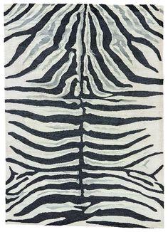 Murray MKN07 Zebra Stripe RUG