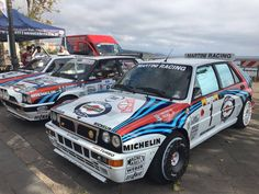 Rally Raid, Martini Racing, Lancia Delta, Modified Cars, Hot Cars, Race Cars, Classic Cars, Automobile, Hatchbacks